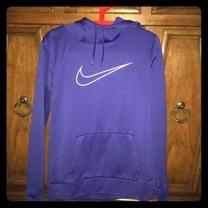 Nike Women's atheletic hoodie (size S)